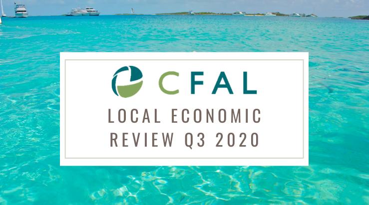 CFAL Local Economic Review Q3 2020
