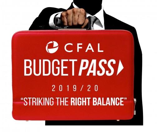 CFAL BudgetPass 2019